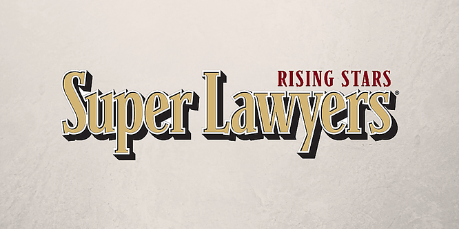 Super Lawyers is a highly respected national organization that honors attorneys who are recognized as the top lawyers in their practices by their peers and others in the legal community.