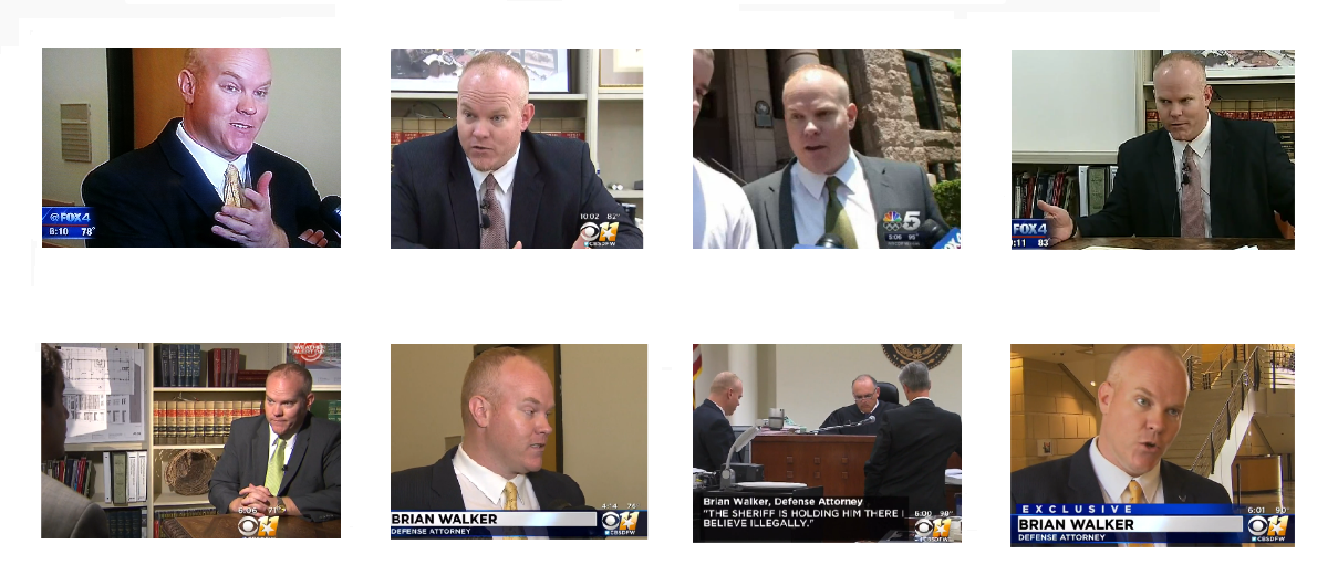 Attorney Brian Walker in the News